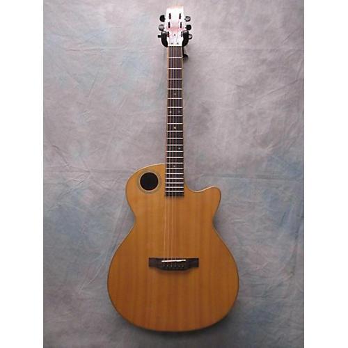 used boulder creek ecgc1n acoustic electric guitar guitar center. Black Bedroom Furniture Sets. Home Design Ideas
