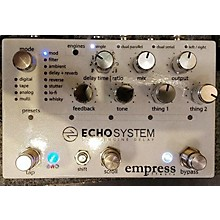 Empress Effects ECHO SYSTEM Effect Pedal