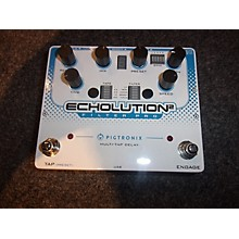 Pigtronix ECHOLUTION2 Effect Pedal