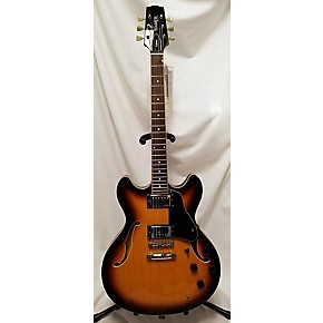 used hamer echotone xt hollow body electric guitar guitar center. Black Bedroom Furniture Sets. Home Design Ideas