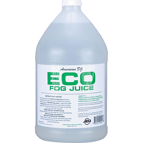 American DJ ECO FOG JUICE 1-Gallon