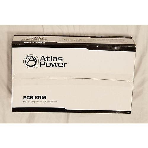 Atlas Sound ECS-6RM Power Conditioner