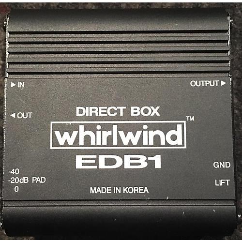 Whirlwind EDB1 Direct Box
