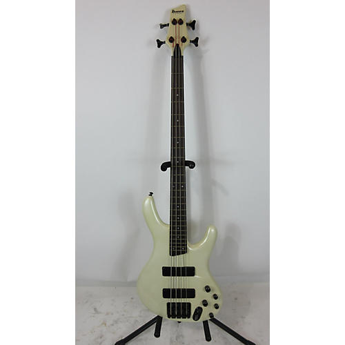 used ibanez edb600 electric bass guitar pearl white guitar center. Black Bedroom Furniture Sets. Home Design Ideas