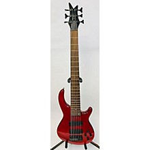 Dean EDGE 6 FLAME TOP Electric Bass Guitar