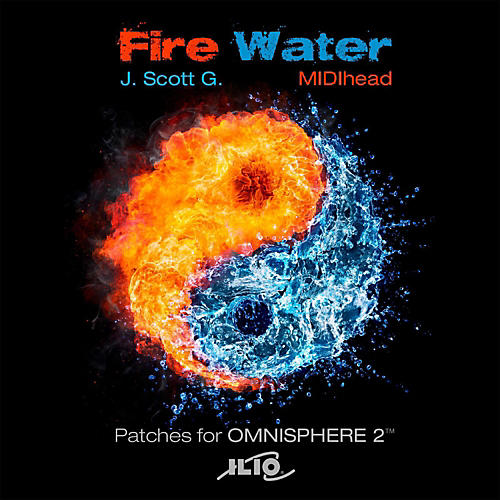 Ilio EDM - Fire Patches for Omnisphere 2.1