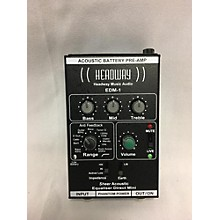 Headway EDM-1 Guitar Preamp
