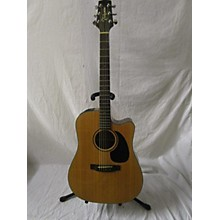 Takamine EF340C Acoustic Electric Guitar