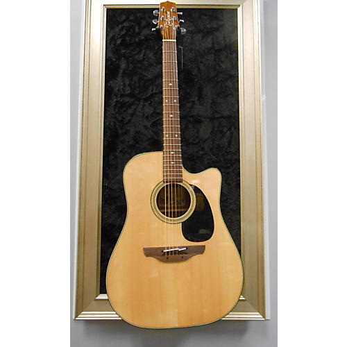 Takamine EF340SCW Acoustic Electric Guitar