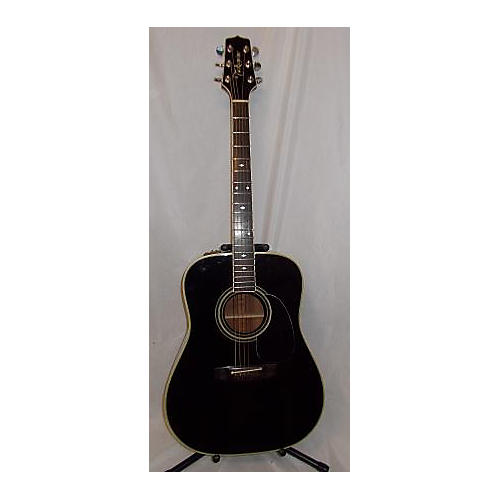 Takamine EF341DLX Acoustic Electric Guitar