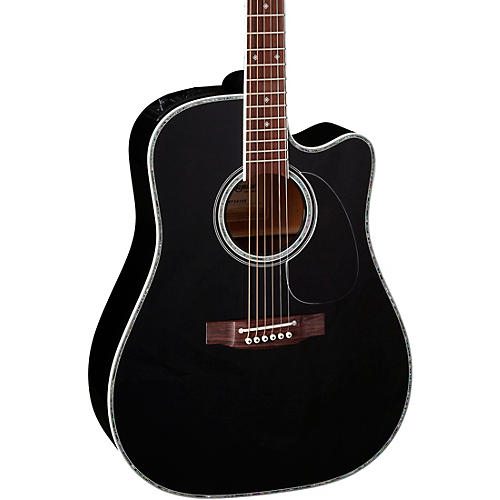 Takamine EF341DX Acoustic-Electric Guitar