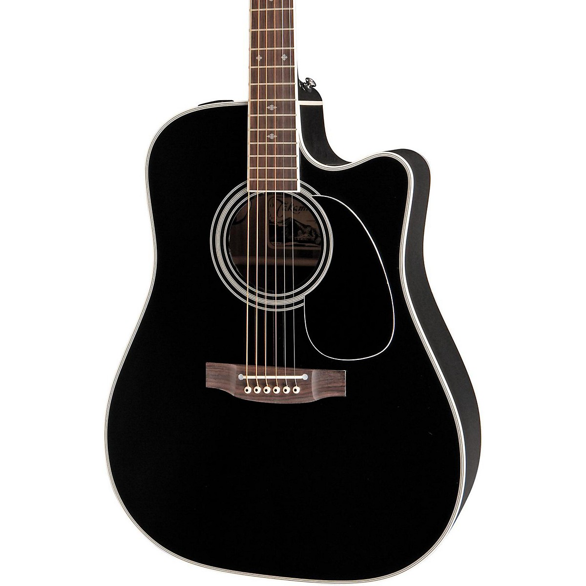Takamine EF341SC Legacy Series Acoustic-Electric Guitar