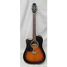 Takamine EF350SMCSBLH Acoustic Electric Guitar