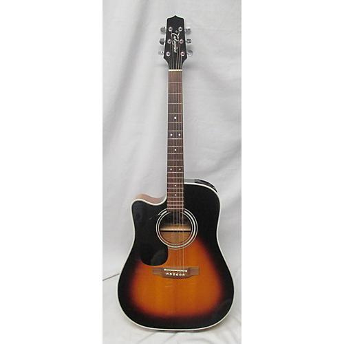 Takamine EF350SMCSBLH Acoustic Electric Guitar