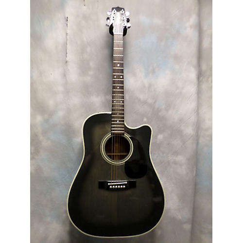 Takamine EF360 Acoustic Electric Guitar