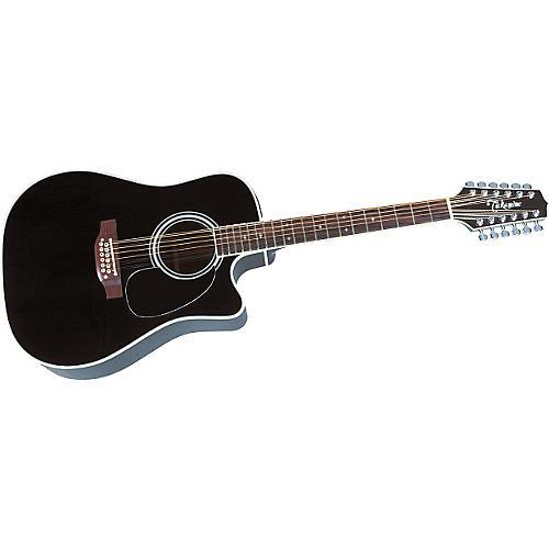 takamine ef381sc 12 string acoustic electric cutaway guitar guitar center. Black Bedroom Furniture Sets. Home Design Ideas