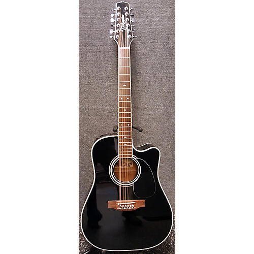 Takamine EF381SC Acoustic Electric Guitar