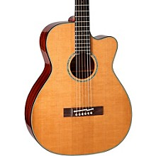 EF740FS Thermal Top Acoustic Guitar Level 2 Natural 190839442994