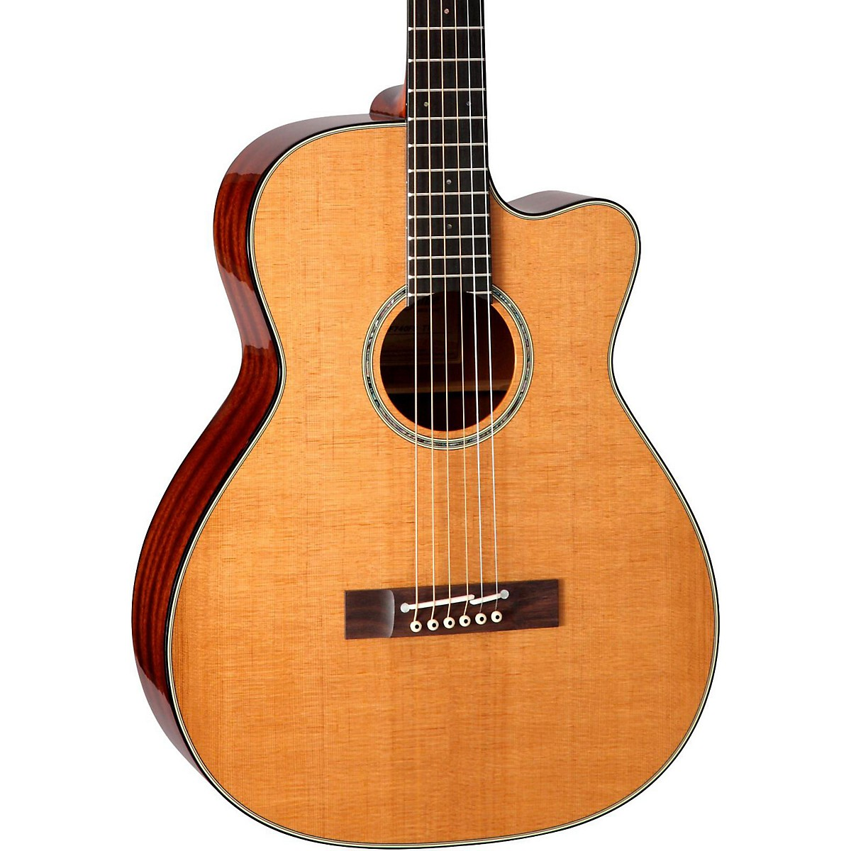 Takamine EF740FS Thermal Top Acoustic Guitar