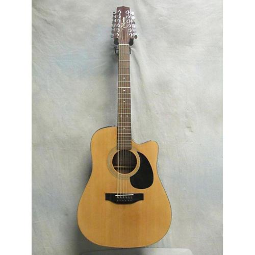 used takamine eg335c 12 string acoustic electric guitar guitar center. Black Bedroom Furniture Sets. Home Design Ideas