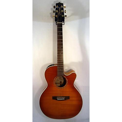 used takamine eg444c acoustic electric guitar 2 tone sunburst guitar center. Black Bedroom Furniture Sets. Home Design Ideas
