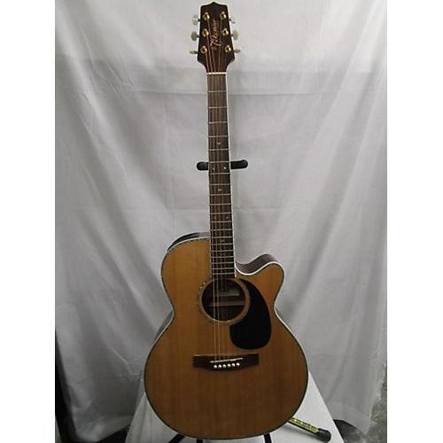 used takamine eg463sc acoustic electric guitar natural guitar center. Black Bedroom Furniture Sets. Home Design Ideas