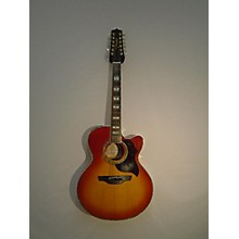 Takamine EG523cdx-12 12 String Acoustic Electric Guitar