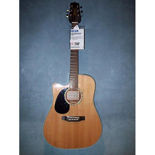 Takamine EG530SC Left Handed Acoustic Guitar