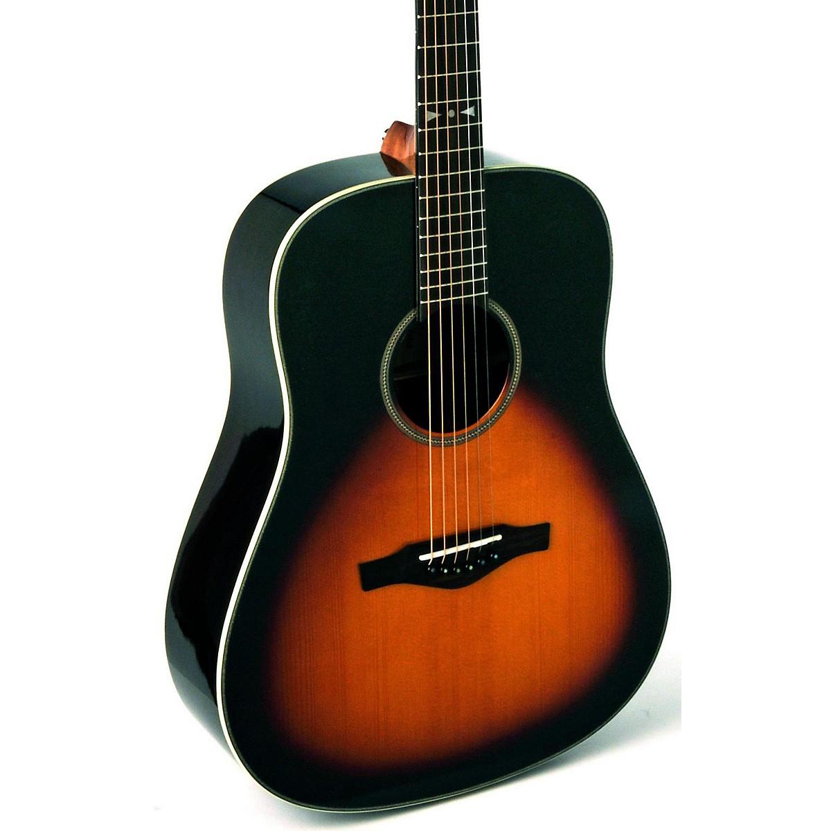 EKO EGO Series Star Dreadnought Acoustic-Electric Guitar