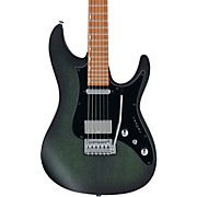 EH10 Erick Hansel Signature Electric Guitar Transparent Green Matte