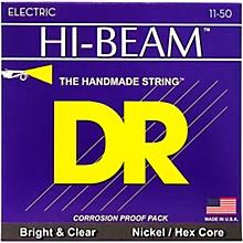 DR Strings EHR11 HiBeam Nickel Heavy Electric Guitar Strings