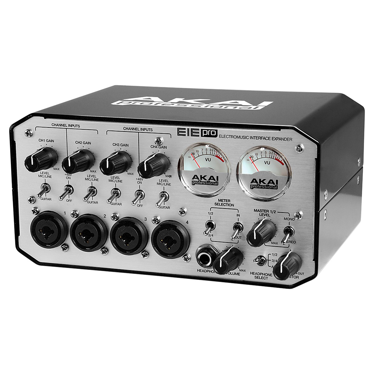 Akai Professional EIE PRO 24-bit Audio/MIDI Interface with USB Hub