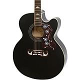 Epiphone EJ-200SCE Acoustic-Electric Guitar Black