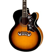 EJ-200SCE Acoustic-Electric Guitar Vintage Sunburst
