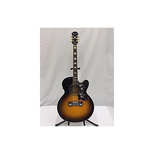 Epiphone EJ200 SCE Acoustic Electric Guitar