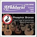 D'Addario EJ26 Acoustic Guitar Strings 10-Pack with Free Prowinder thumbnail
