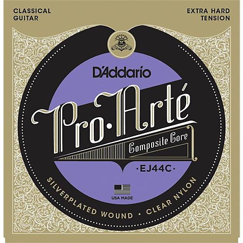 D'Addario EJ44C Pro-Arte Composites Extra Hard Classical Guitar Strings