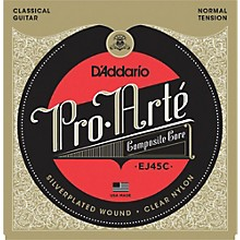 D'Addario EJ45C Pro-Arte Composites Normal Classical Guitar Strings