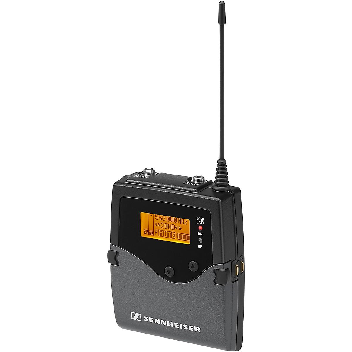 Sennheiser EK2000-Aw Bodypack Receiver 516-558 MHz
