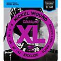 D'Addario EKXL120 Tremolo 009 Super Light Electric Guitar Strings thumbnail