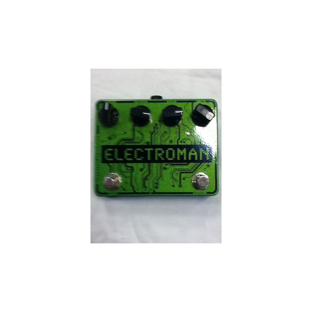 SolidGoldFX ELECTROMAN MKII Effect Pedal