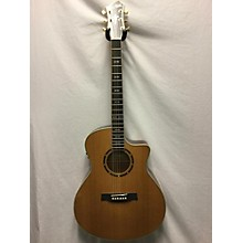 Hagstrom ELGRA-CE Acoustic Electric Guitar