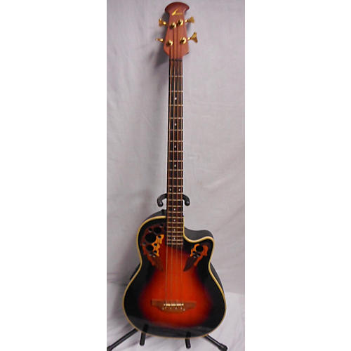 Ovation ELITE BASS Acoustic Bass Guitar