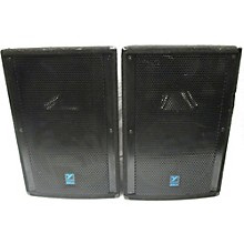 Yorkville ELITE E15 PAIR Unpowered Speaker
