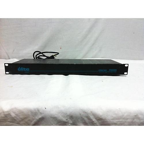 Yorkville ELITE MICRON P600 Signal Processor