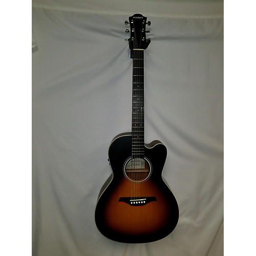 Hohner ELR1-S00CESB Acoustic Electric Guitar