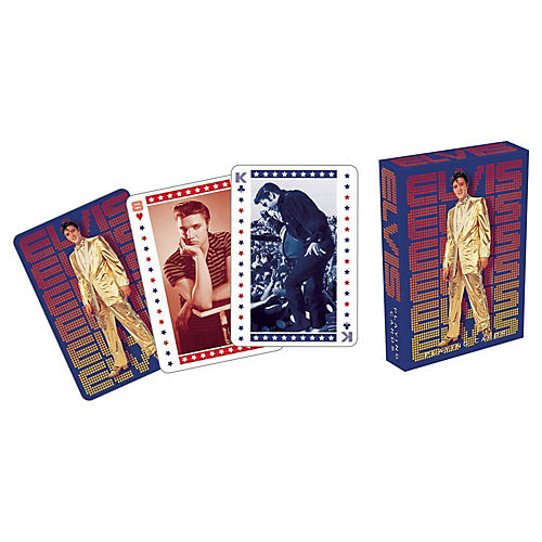 Hal Leonard ELVIS '56 PLAYING CARD DECK
