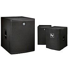 "Electro-Voice ELX118P Active 18"" Subwoofer and Cover Kit"