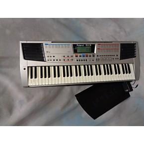 used roland em 15 keyboard workstation guitar center. Black Bedroom Furniture Sets. Home Design Ideas