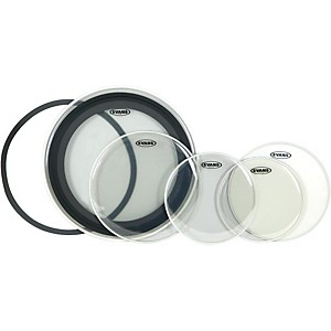Evans EMAD 5-Piece Drumhead Pack Rock by Evans